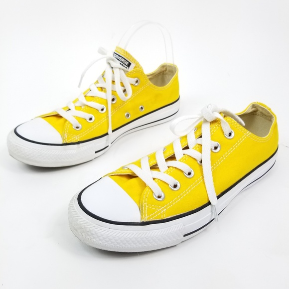 Converse Shoes | Womens Bright Yellow